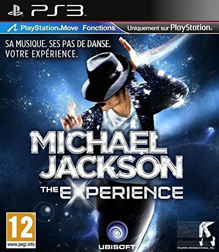 Michael Jackson : The Experience (MOVE) : Playstation 3 , FR