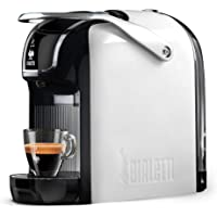 Bialetti Break - Macchina Caffè Espresso a Capsule in Alluminio con Sistema Bialetti il Caffè d'Italia, Design compatto…