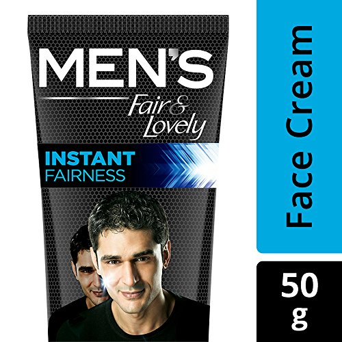 Fair & Lovely Men Fairness Cream, Anti Marks Fairness, 50g (Multi Color)