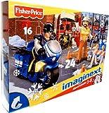 Fisher-Price - W2848 - Imaginext - Adventskalender - Feuerwehreinsatz