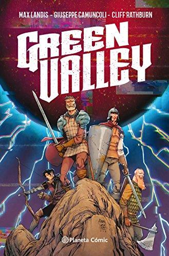 Green Valley (Independientes USA) por Giuseppe Camuncoli