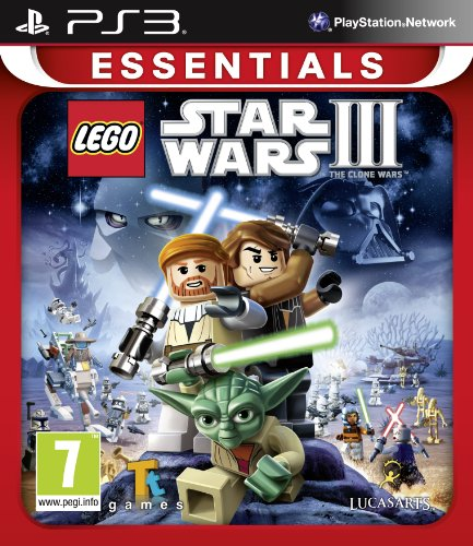 LEGO Star Wars III Clone Wars Essentials (Playstation 3) [UK IMPORT]