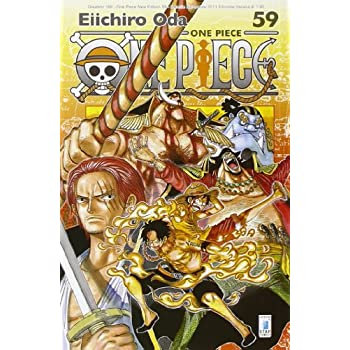 One Piece. New Edition: 59
