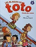 Les blagues de Toto, tome 1 - L'école des vannes - Sélection du Comité des mamans Hiver 2004 (6-9 ans)