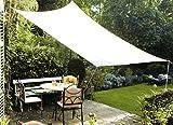 Viereck-Sonnensegel Polyester 250x300 cm