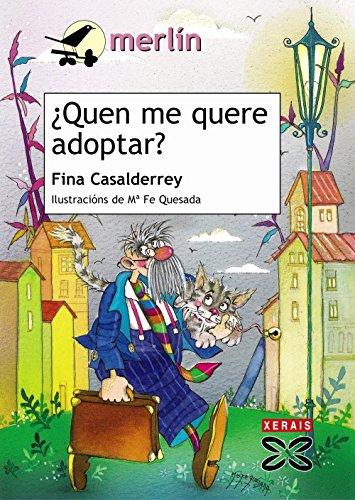 Quen Me Quere Adoptar? Cover Image