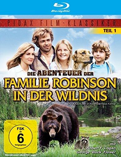 Die Abenteuer der Familie Robinson in der Wildnis - Teil 1 der Trilogie (Pidax Film-Klassiker) [Blu-ray]