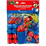 Amscan-396607-Super-Mario-Mega-Mix-Value-Pack