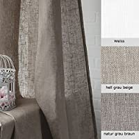 Amazon.it: tende lino - Decorazioni per interni: Casa e cucina
