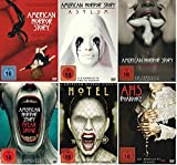 American Horror Story Staffel 1-6 (1+2+3+4+5+6) / DVD Set