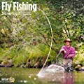 Fly Fishing 2019 16 Month Wall Calendar 12 x 12 Inches by Bright Day Calendars