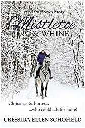 Mistletoe & Whine (The Izzy Brown Stories Book 2)