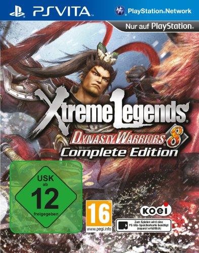 Dynasty Warriors 8 Complete Edition - [PlayStation Vita]