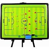 RoseFlower 44 x 32 CM Lavagna Magnetica Calcio, Cartella Tattica per Allenatore di Calcio - Lavagna Calcio per…