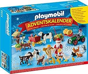 PLAYMOBIL 6624 - Adventskalender - Weihnacht auf dem Bauernhof