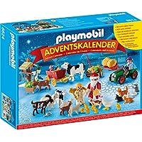 Playmobil 6624 - Adventskalender Weihnacht auf dem Bauernhof