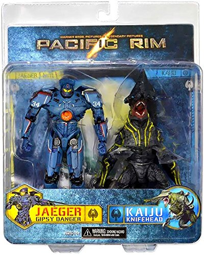 Pacific Rim - Gipsy Danger vs. Knifehead 2-Pack (Pacific Rim Spielzeug)