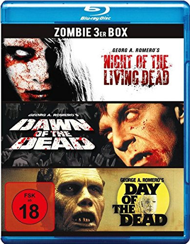 Zombie - 3er Box [Blu-ray]