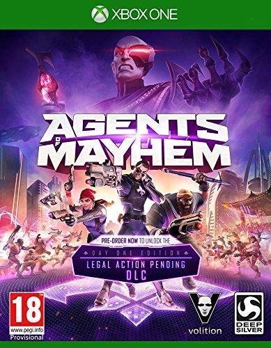 Agents of Mayhem [Importación francesa] 61dMXECzuQL