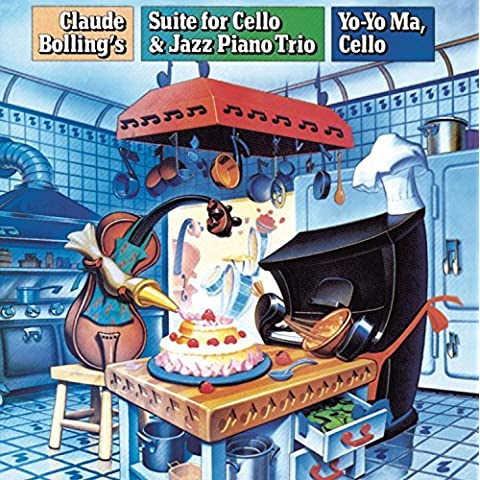 Bolling: Suite for Cello & Jazz Piano Trio by Yo-Yo Ma (2011-09-27)