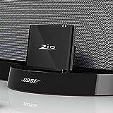 Bluetooth Audio Adattatore musicale Ricevitore 8 pin Bluetooth 4.2 Convertitore wireless Perfezionare per Bose Sounddock III / XT,JBL MS302GM,PHILIPS DS1155B / 93