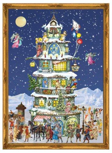Sellmer Tour de Noël Calendrier de l&#3...