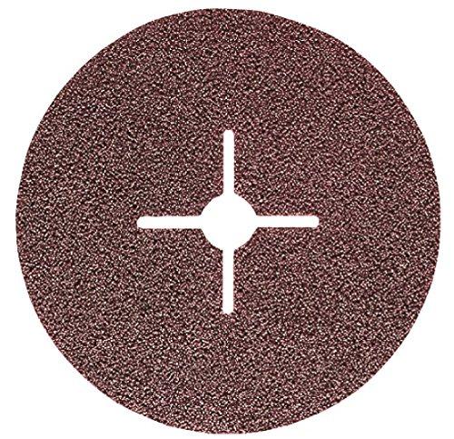 sonnenflex-silverstar-149-x-2223-mm-disco-abrasivo-in-fibra-vulcanica-con-rivestimento-in-ossido-di-