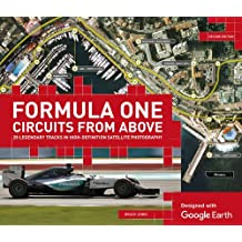 Formula One Circuits from Above with Google Earth