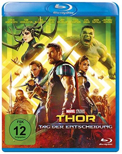 Bild von Thor: Tag der Entscheidung [Blu-ray]