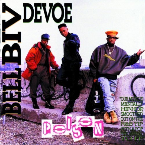 Poison by Bell Biv Devoe (1990) Audio CD