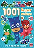 1001 Super Stickers (PJ Masks)