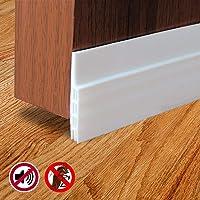 METRENO Door sealing strip for home, Air Gap Silicone Shield Waterproof Weather-Strip Self-Adhesive Window/Door Tape for…