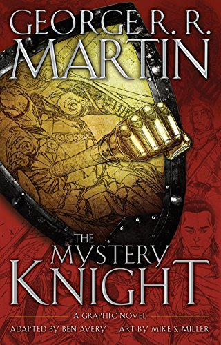 The Mystery Knight: A Graphic Novel (English Edition)