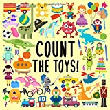Best Books For A 2 Year Olds - Count The Toys!: A Fun Picture Adding Up Review