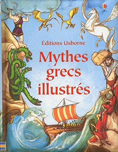 Mythes grecs illustrés par Collectif
