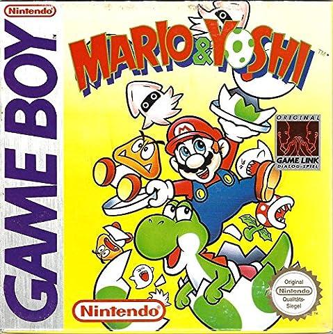 GameBoy - Mario & Yoshi
