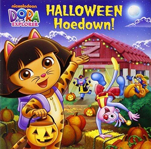 Halloween Hoedown! (Dora the Explorer (Random House)) by Molly Reisner (2013-07-09)