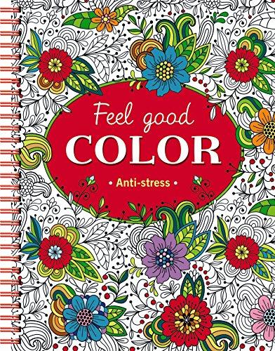 Feel good color Anti-stress par Chantecler