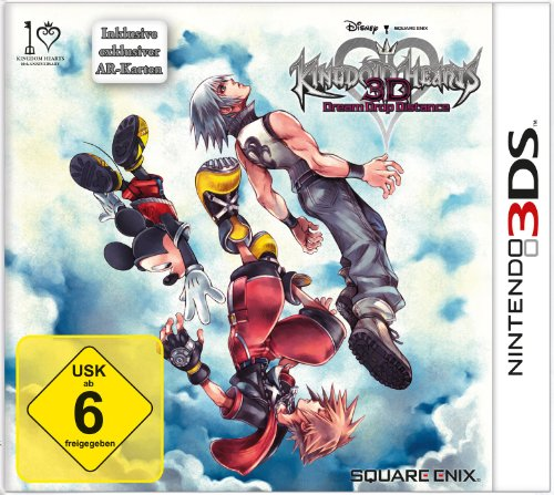 Kingdom Hearts 3D: Dream Drop Distance [Importación alemana]