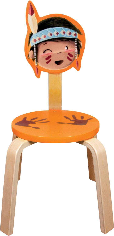 Ulisse - 9007 - Mobili e decorazione - sedia indiano