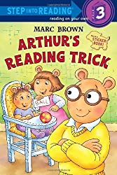 Arthur's Reading Trick (Step into Reading) by Marc Brown (2009-10-27)
