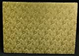 Cake Board, Rectangular, Gold, 1/2