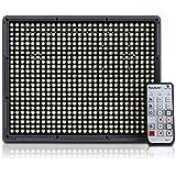 Aputure Amaran HR672S LED vidéo Light CRI95 + 672 led Panneau voyants lumineux avec télécommande sans fil