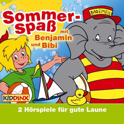 Benjamin Blümchen im Urlaub