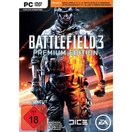 Battlefield 3 - Premium Edition [PC Code - Origin ]