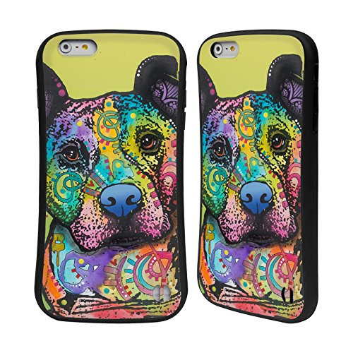 Ufficiale Dean Russo Lucy Cani 4 Case Ibrida per Apple iPhone 7 Plus / 8 Plus Lucy