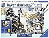 Ravensburger 19935 - Goldenes Paris Puzzle