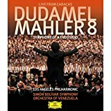 Gustavo Dudamel - Mahler 8 - Live from Caracas [Blu-ray]