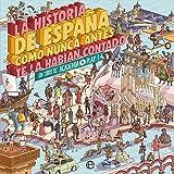 Historia de España para niños: Amazon.es: De La Cierva, Ricardo: Libros