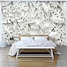 murando - Fotomural 350x245 cm - Papel tejido-no tejido. Fotomurales - Papel pintado blanco f-B-0038-a-a